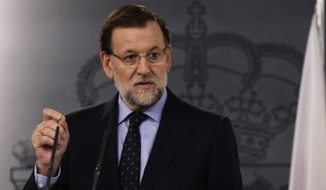 Rajoy described as 'low key and lacking in charisma' by FT