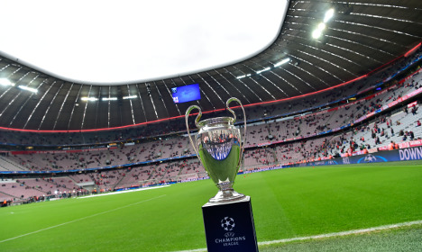 Milan readies for all-Spanish Champions League final