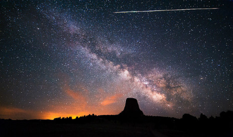 Look up! Rare meteor shower set to dazzle skies over Spain