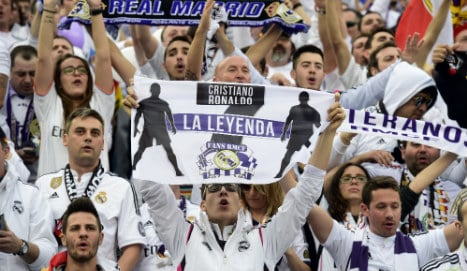 Spanish capital gripped by Champions League fever