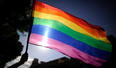 Spain hailed as 'model' nation for gay rights in Europe