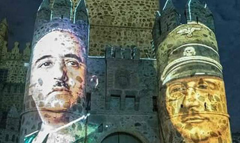 Fury over Franco and Himmler 'tribute' during Spanish fiesta