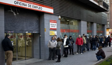Spain's 'disposable' workers become main election issue