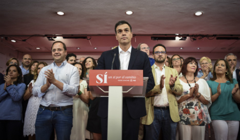 Groundhog Day: PSOE refuse to back Rajoy after repeat poll