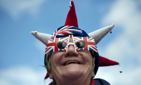 'The British are quite peculiar but I want them with us'