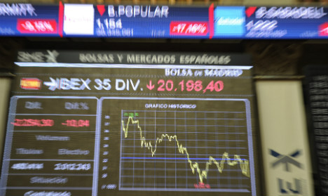 Black Friday: Spanish markets plummet with news of  Brexit
