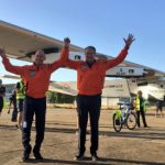 First ever solar flight to cross Atlantic arrives safely in Spain