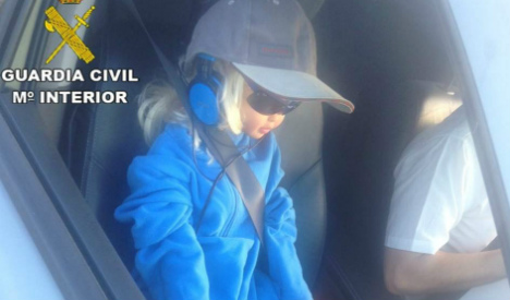 Driver caught in carpool lane with doll as fake passenger