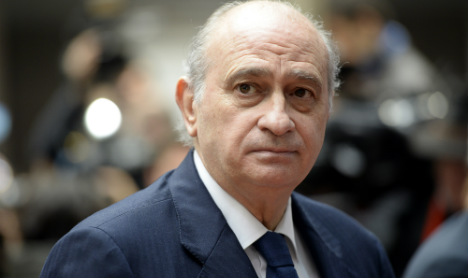 Spain's interior minister faces calls to resign over leak