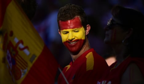 Spain to go head to head with Italy for quarter final place