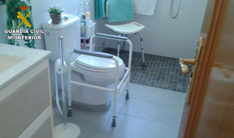 Police shut down illegal expat care home on Costa Blanca