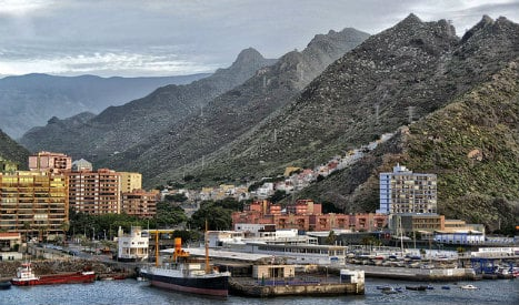 Tenerife teen killed dad and hid headless torso in suitcase