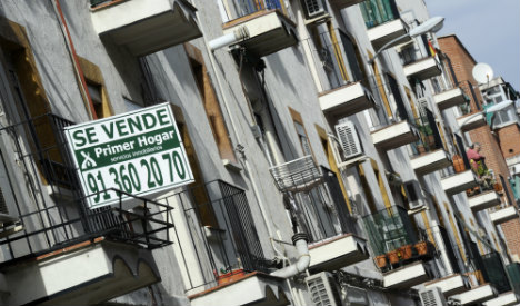 Spain's property sales bounce back from boom and bust