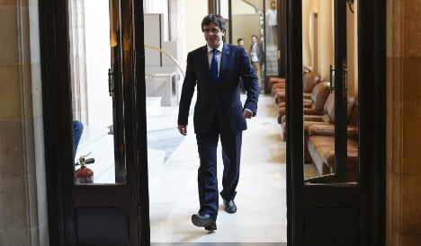 Catalonia's pro-independence coalition breaks down