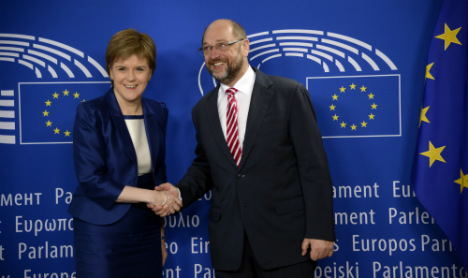 Spanish PM opposes EU talks with Scotland after Brexit