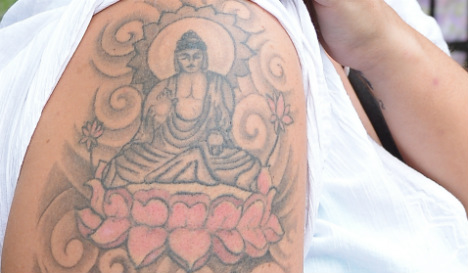 Spaniard with Buddha tattoo to be deported from Myanmar