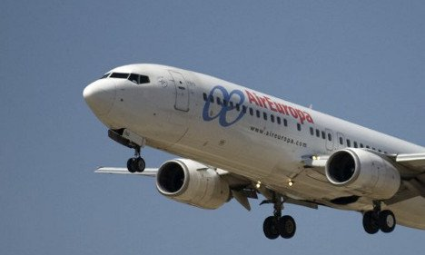 Air Europa cancels 114 flights during four-day pilot strike