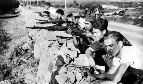 On this day: 80 years ago, Spain plunged into civil war