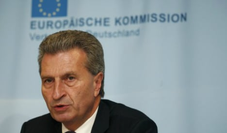 Spain should be fined over its deficit says EU Commissioner
