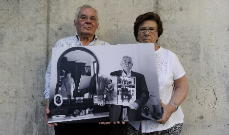 Painful memories of civil war live on in southern Spain