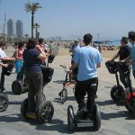 Barcelona bans Segways from tourist clogged waterfront