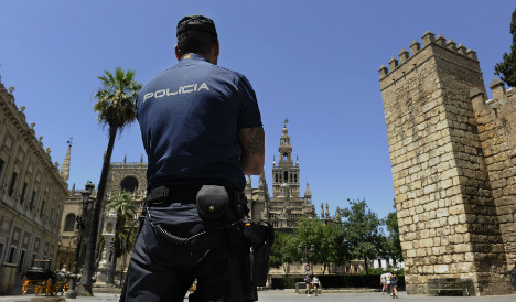 Spain ups security at tourist spots as terrorism fears grow