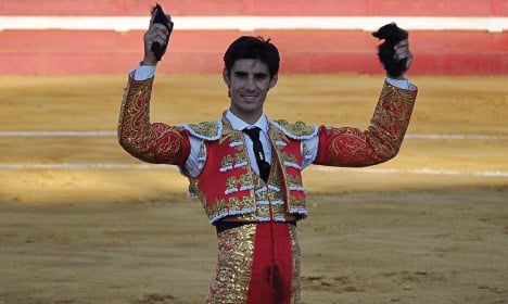 Spanish matador gored to death in the ring