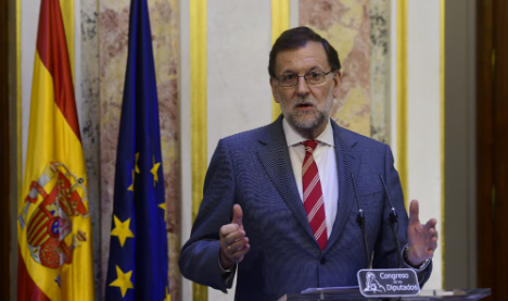 Spanish PM left friendless after first round of party talks