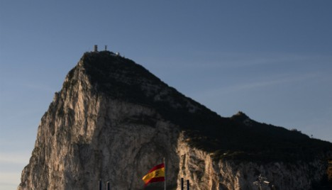British nuclear sub docks in Gibraltar after collision