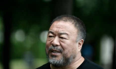 Spanish cathedral to host Ai Weiwei incarceration exhibit