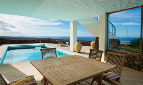 Justin Bieber just bought an amazing new pad in Lanzarote
