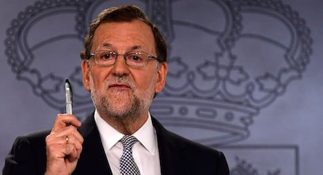 Rajoy to ask MPs: let me stay on despite deadlock