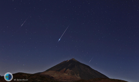 Don't miss this spectacular meteor shower over Spain
