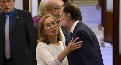 Give Spain a government, Rajoy implores MPs