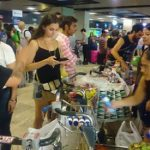 Dozens stranded at Madrid airport in Mexican airline con