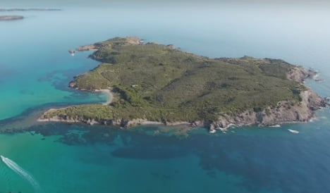 Buy your own Mediterranean island paradise for just €5m