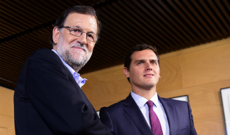 Rajoy agrees anti-corruption measures to end stalemate