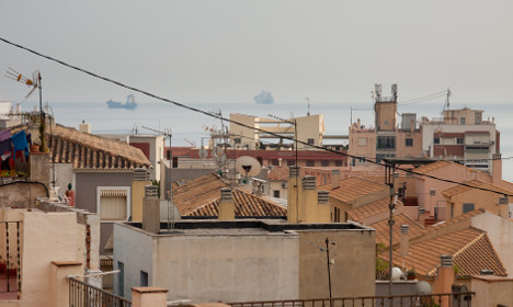 Elderly Brit rescued from apartment in Spain