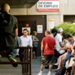 Spanish unemployment creeps up with end of summer