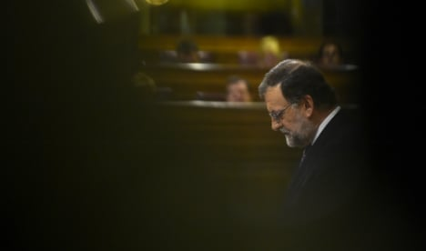 Rajoy faces second doomed vote to form Spanish govt