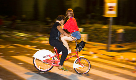 Seven reasons why Barcelona is best seen by bicycle