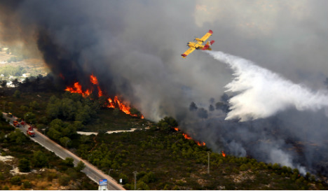 What we know about the Costa Blanca wildfires