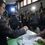 Basques and Galicians vote to unblock Spain's deadlock