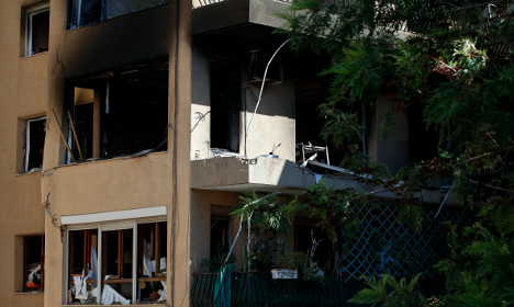 Police investigate cause of resort town explosion