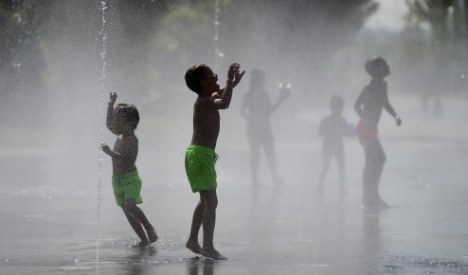 Spain swelters as September heatwave continues