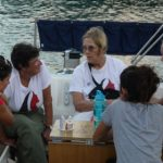 Women-led flotilla sails from Barcelona to Gaza Strip