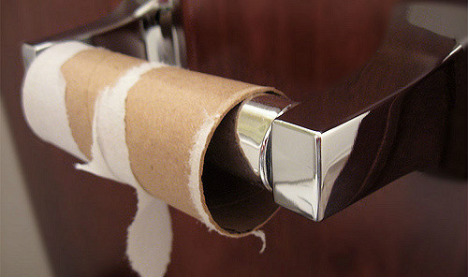 Fury after kids told to bring their own loo roll to school