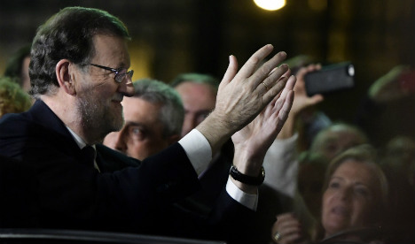 Spain finally has a govt as Rajoy voted back to power