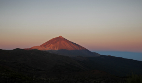Don't panic: Tenerife insists volcano ISN'T about to erupt