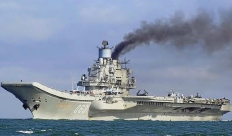 Russia withdraws request to refuel warships in Ceuta
